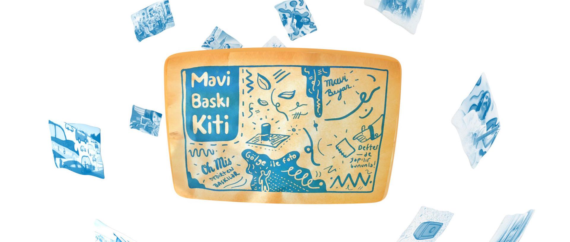 Mavi Baskı Kiti - full img