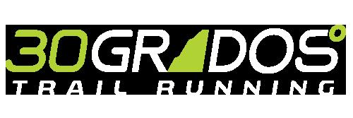 Logo 30 Grados Trail Running
