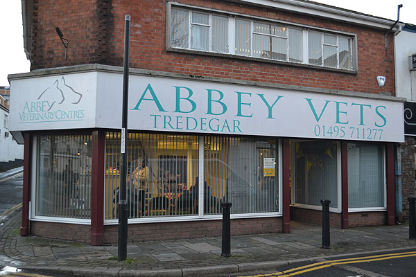 Abbey Vets Tredegar