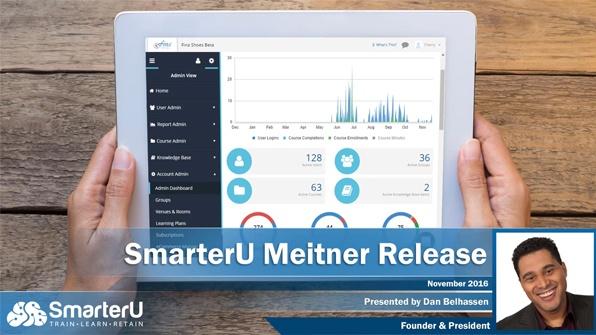 SmarterU YouTube Webinars - SmarterU LMS - Learning Management System
