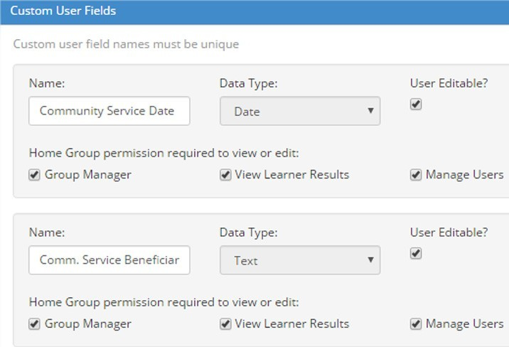 Custom Reporting - SmarterU LMS - Learning Management System