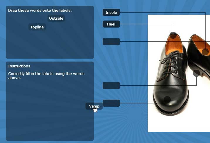 Hotspot Game - SmarterU LMS - Online Training Software