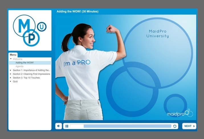 SCORM Courses - SmarterU LMS - Online Training Software