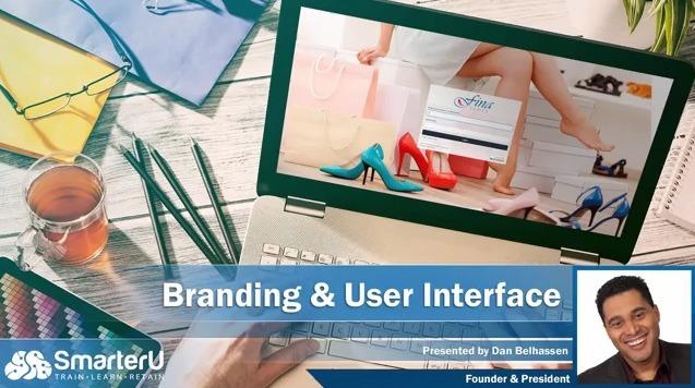 SmarterU LMS User Interface - SmarterU LMS - Learning Management System