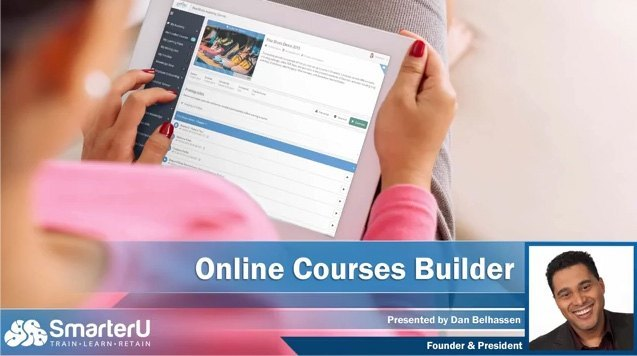 SmarterU LMS Online Courses - SmarterU LMS - Online Training Software