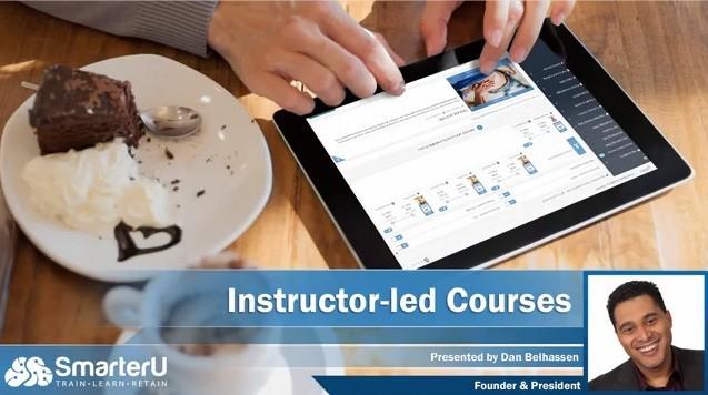 SmarterU LMS ILT Courses - SmarterU LMS - Learning Management System