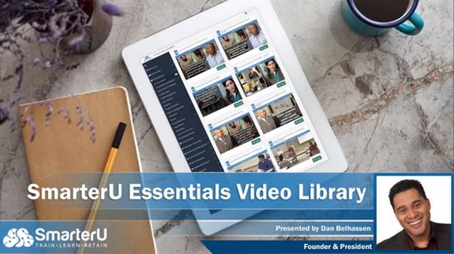 SmarterU LMS Essentials Library - SmarterU LMS - Blended Learning