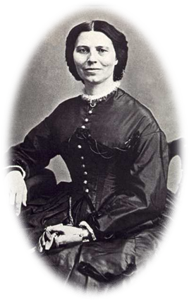 Influential Educators - Clara Barton - SmarterU LMS - Learning Management System