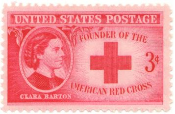 Clara Barton Stamp - SmarterU LMS - Learning Management System