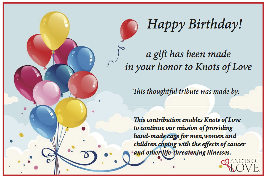 Giving Cards – Birthday Greetings to a Colleague