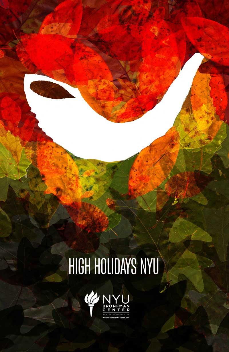 Shofar High Holidays at NYU.