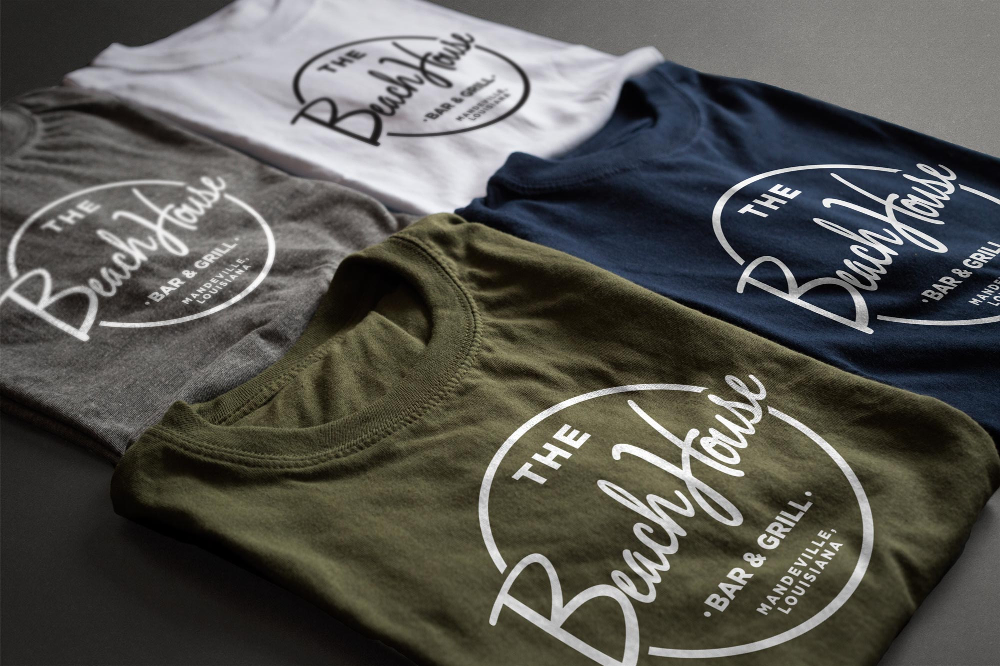 T-Shirt Design for the Beach House