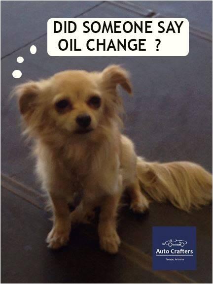 oil change in tempe, scottsdale, or phoenix az