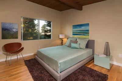 Mid-Century Modern bedroom 2