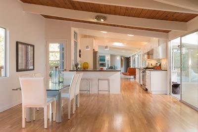 Mid-Century Modern kitchen dining 1 3