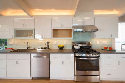 Mid-Century Modern kitchen dining 1 7