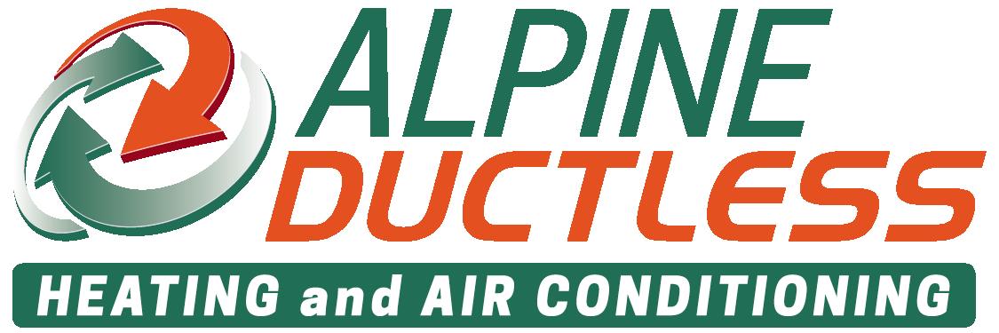 alpine ductless logo