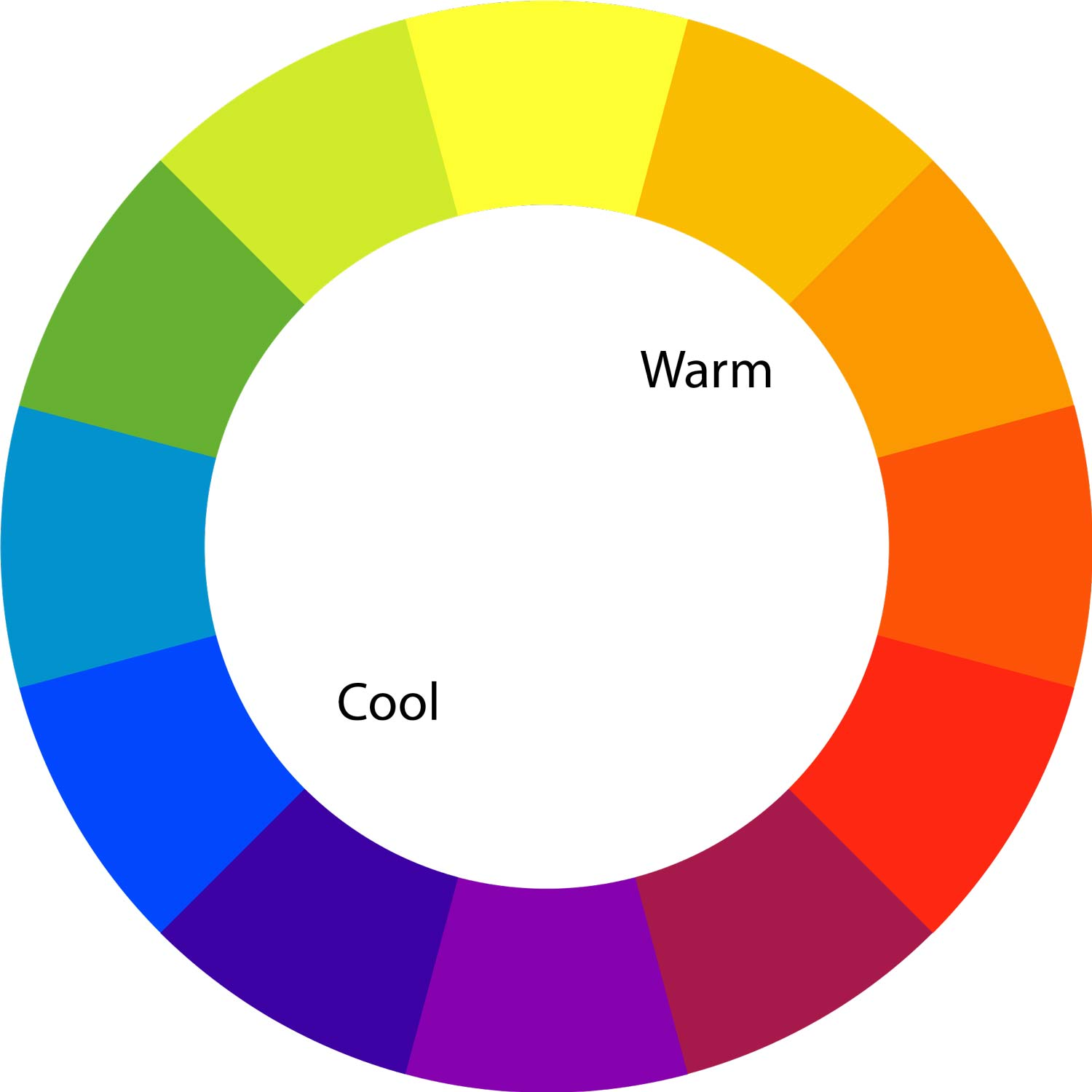 Cool colors web design - Hot And Cold