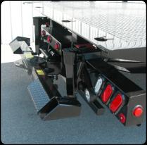 Wheel Grid Lift Arm Storage & 2' Ball_Mount Plate