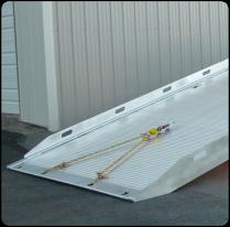Aluminum Deck Approach Plate