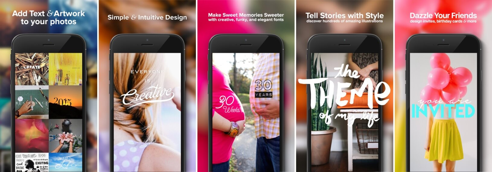 Everything you need to know about app screenshots the over apps first screenshot below shows a collection of examples of artwork you can create with the app this quickly explains the apps benefits to the ccuart Image collections