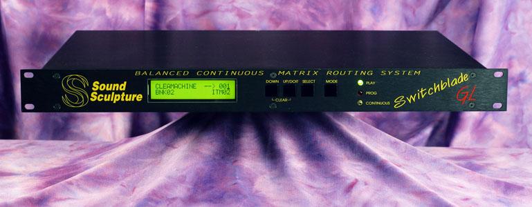 guitar switcher - Switchblade GL