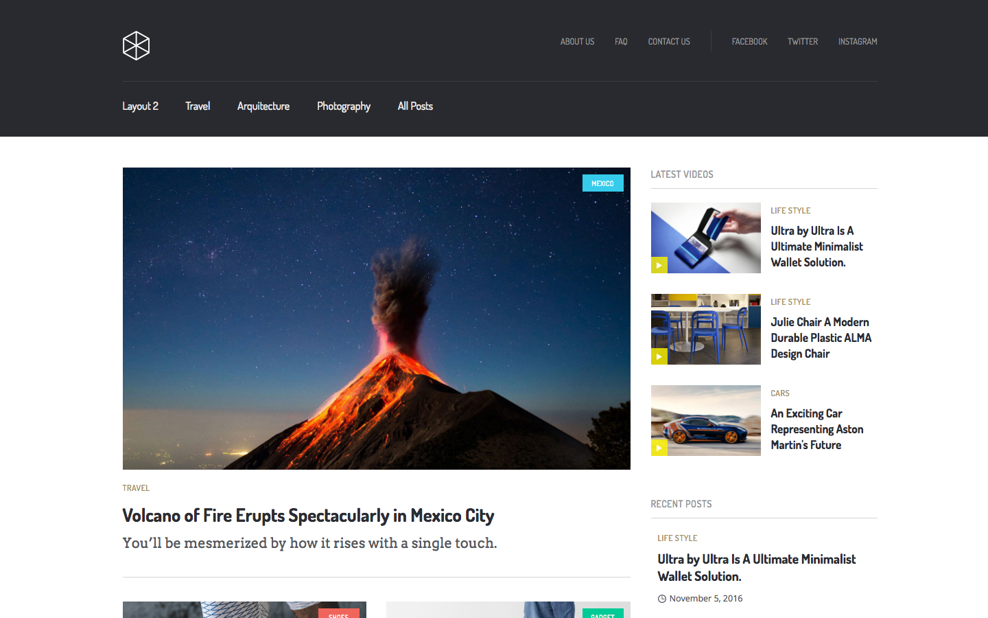 6 New Webflow Cms Templates And A Week Long Cyber Monday Sale