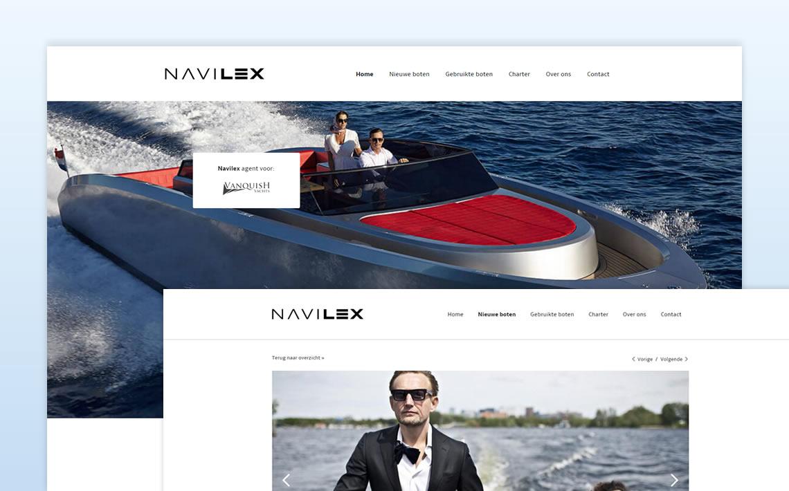 Ontwikkeling website