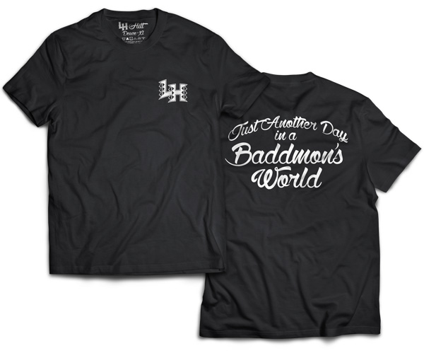 Baddmon Shirt