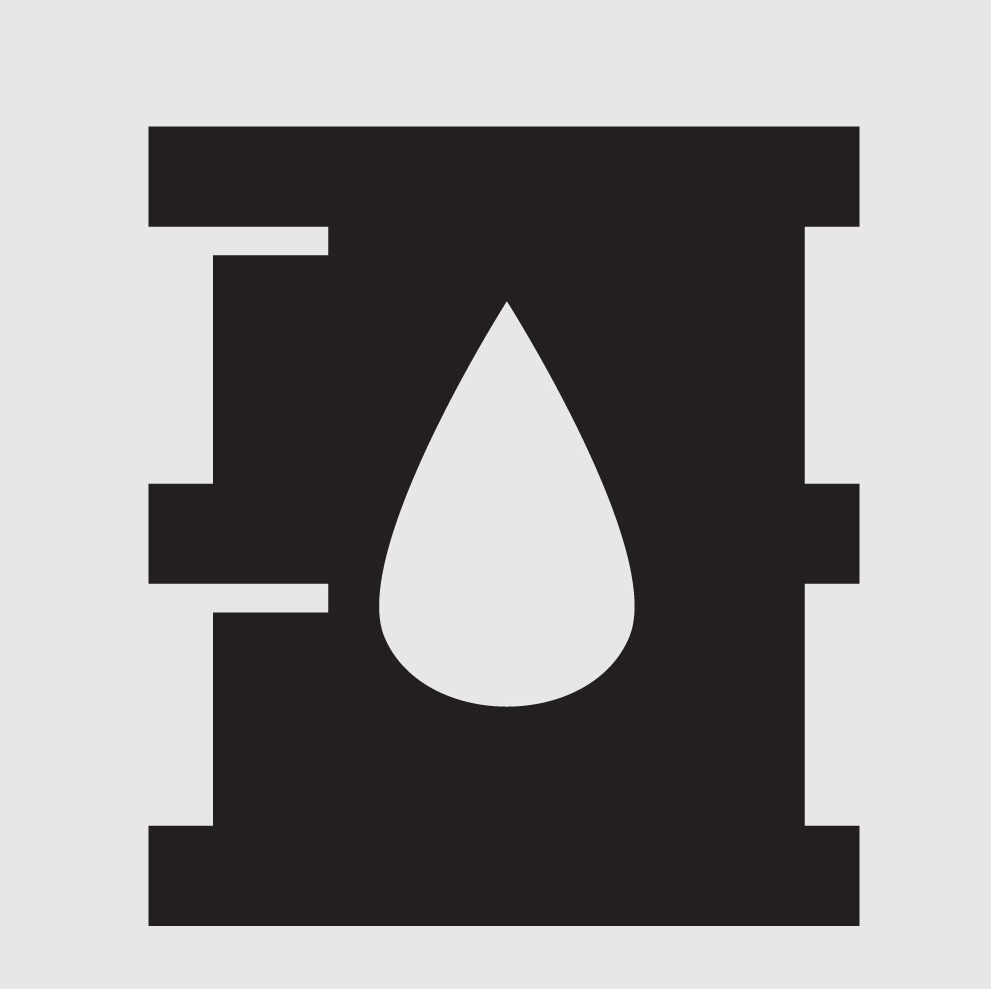 clean oil icon