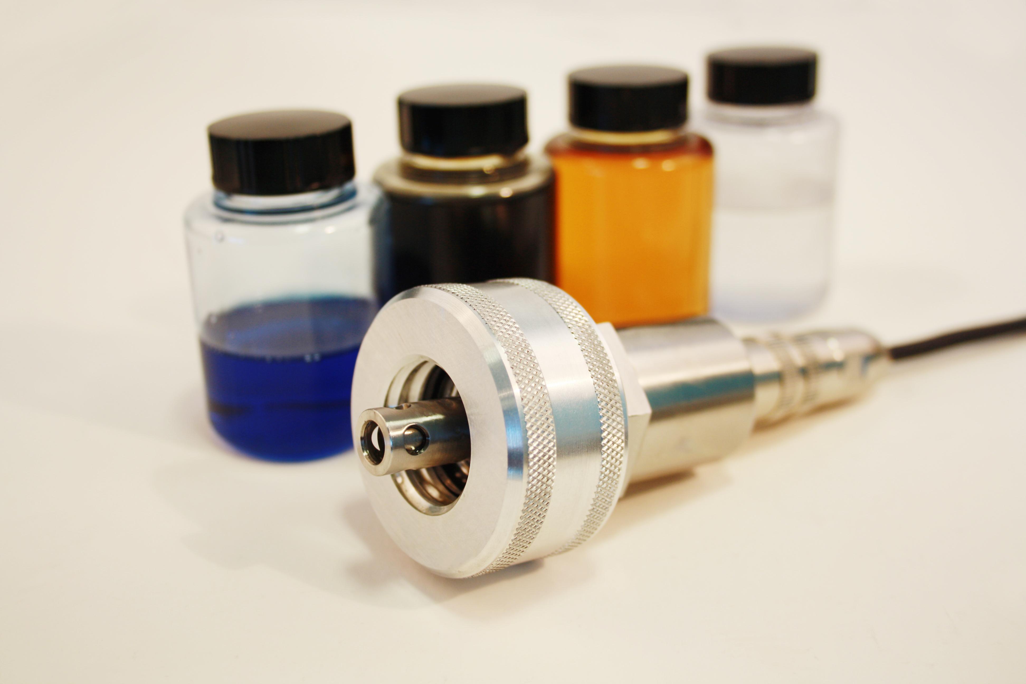 mobile oil testing kit