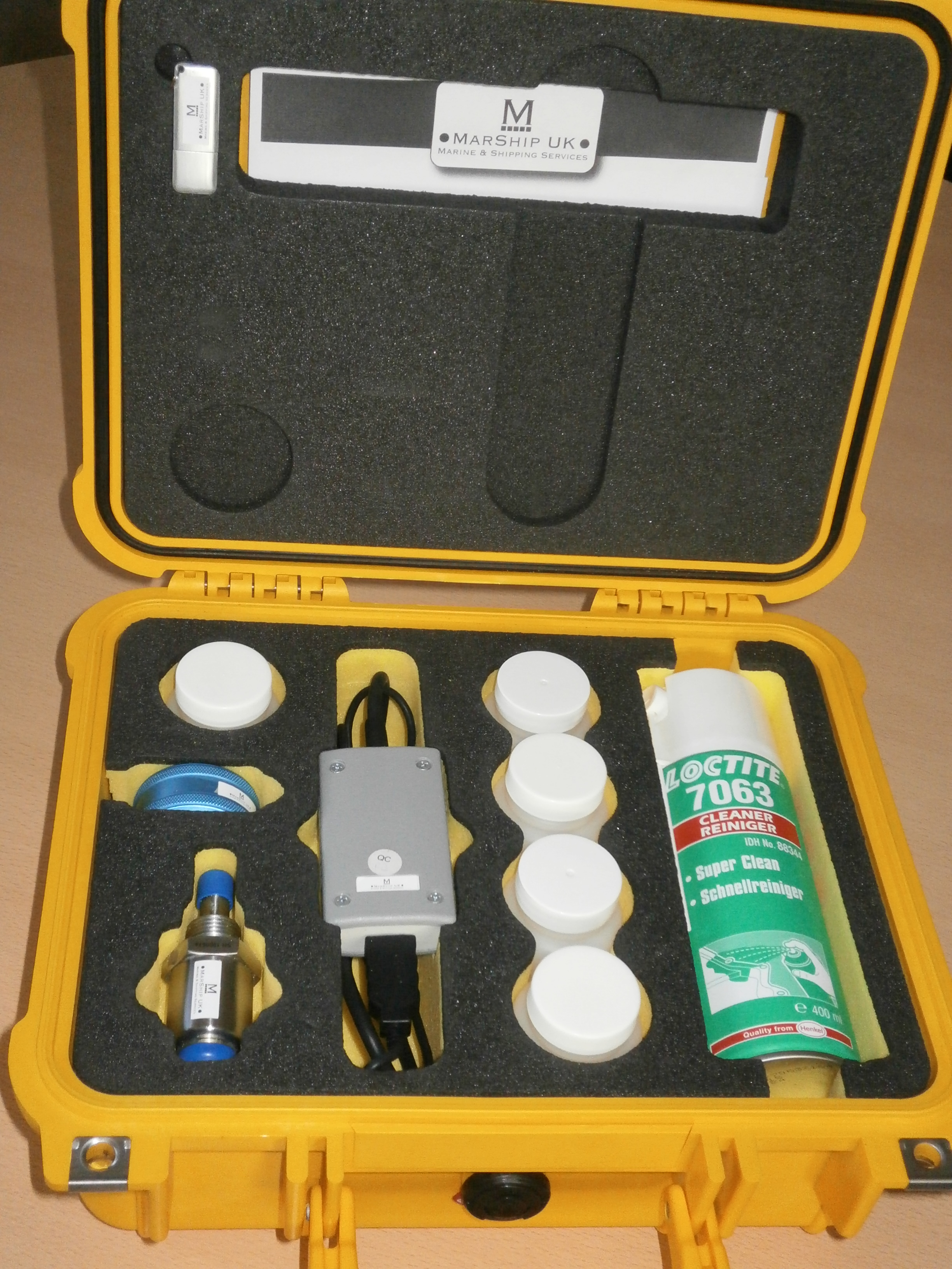 Portable Oil Tesing Kit