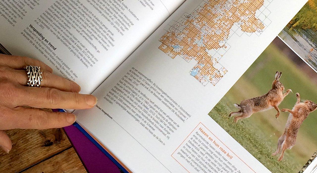 Zoogdieren Atlas