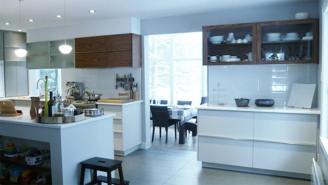 Chertsey armoires de cuisine j daigneault inc for Armoires de cuisine et plus inc