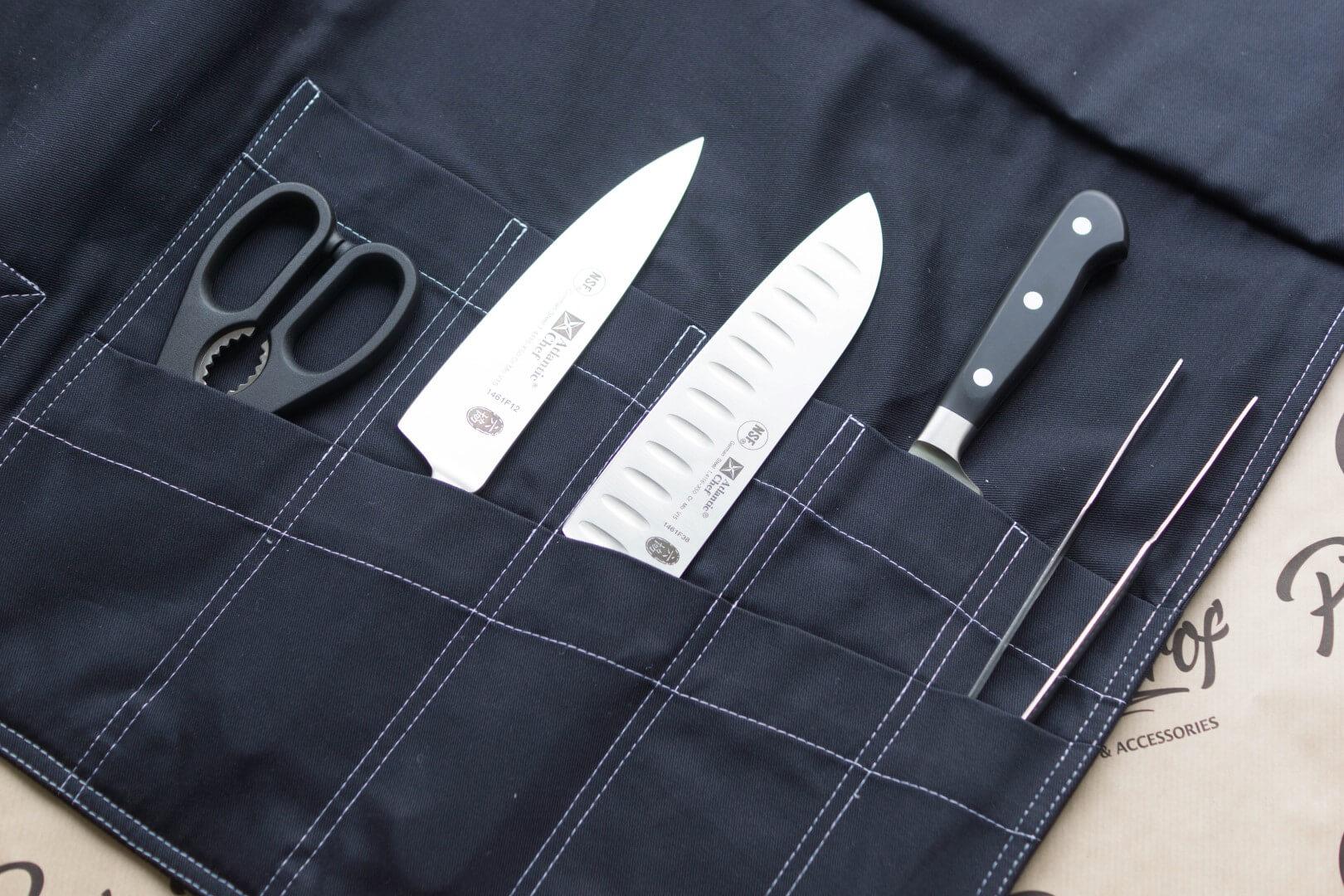 сумка скрутка для ножей