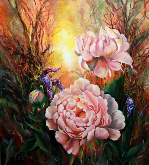 Сны цветов