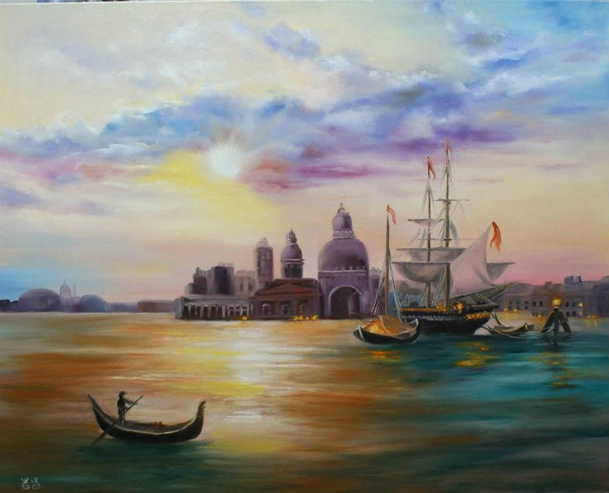Берега Венеции