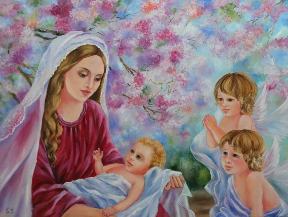 Вечные ценности - мамина любовь
