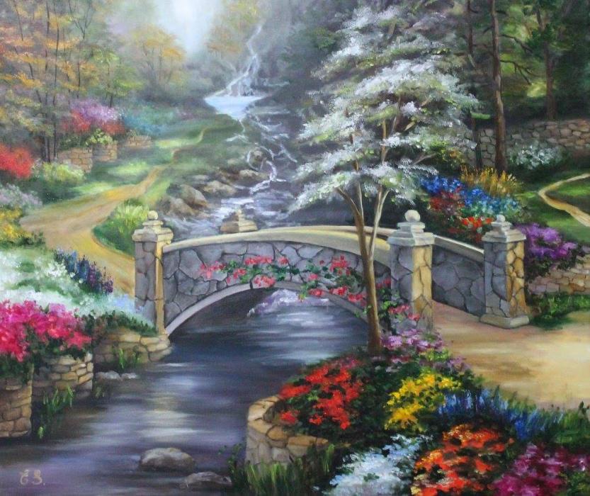 Мост в райский сад