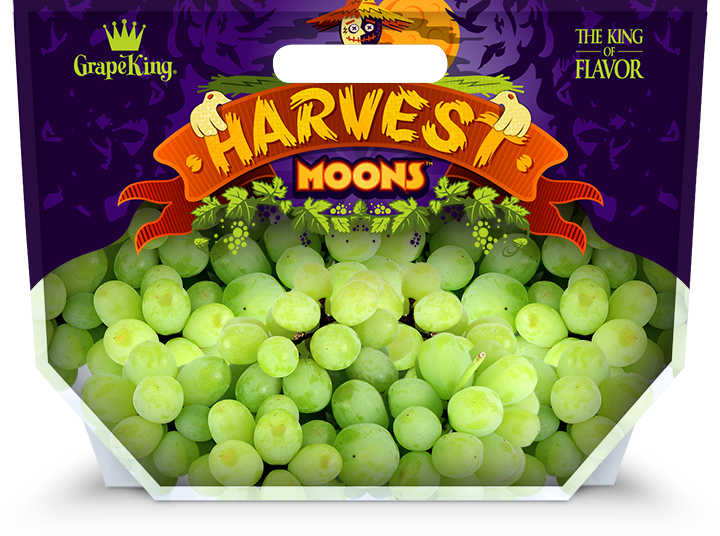Harvest Moons Grape Pouch