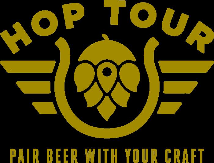 Hop Tour Logo