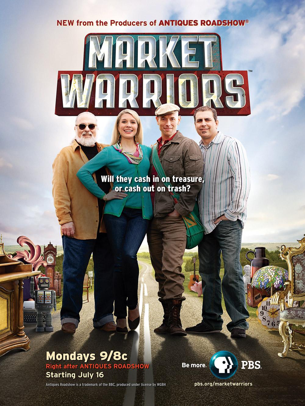 Market Warriors Program Guide Cover