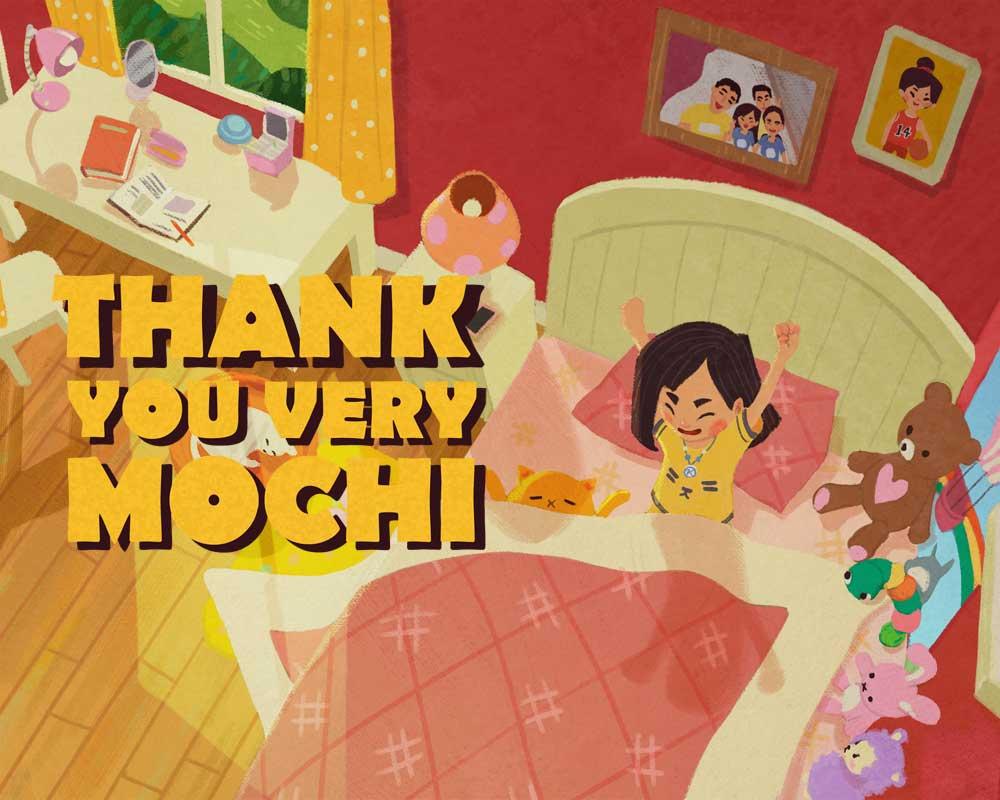 Thank You Very Mochi Kizuna