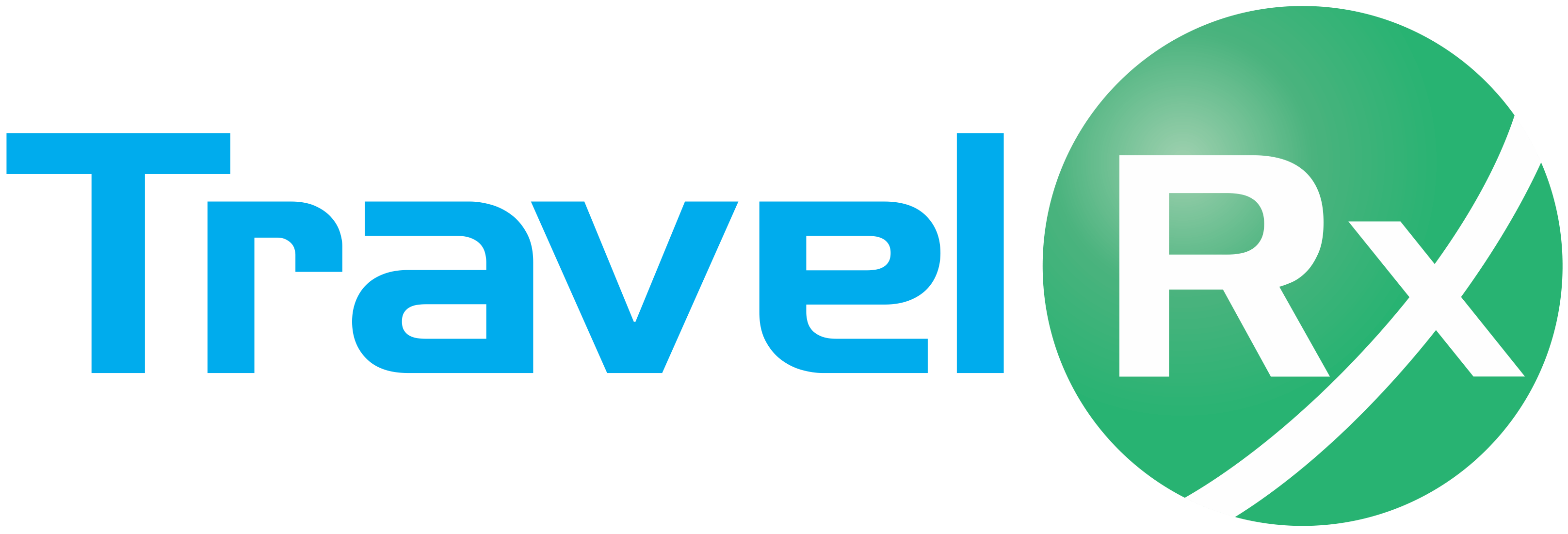 TravelRx logo