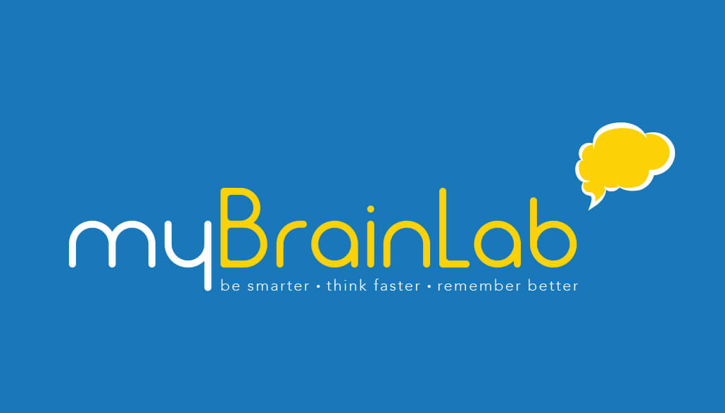 My Brain Lab Logo Design