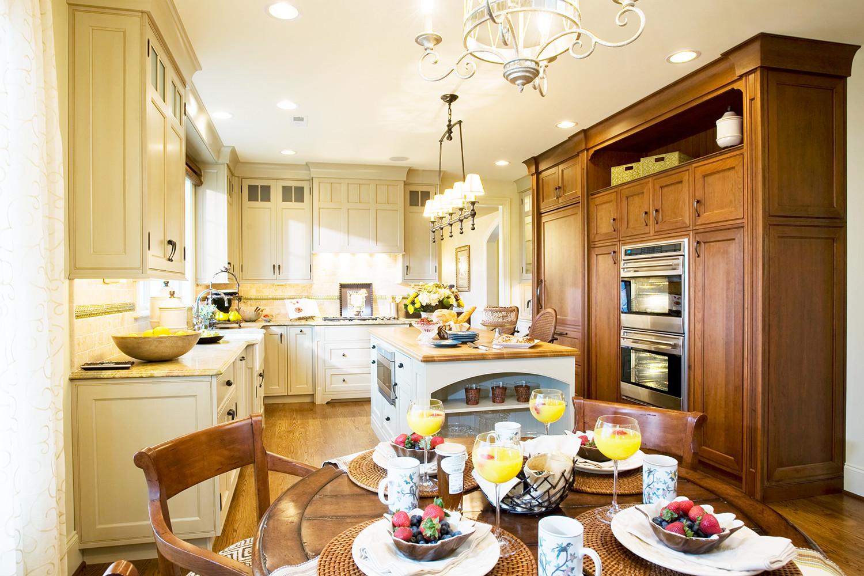 Haverford Reserve gourmet kitchen