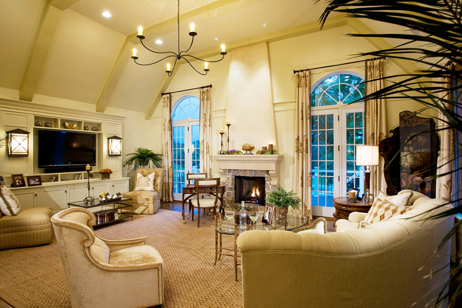 Photo of Haverford Reserve great room