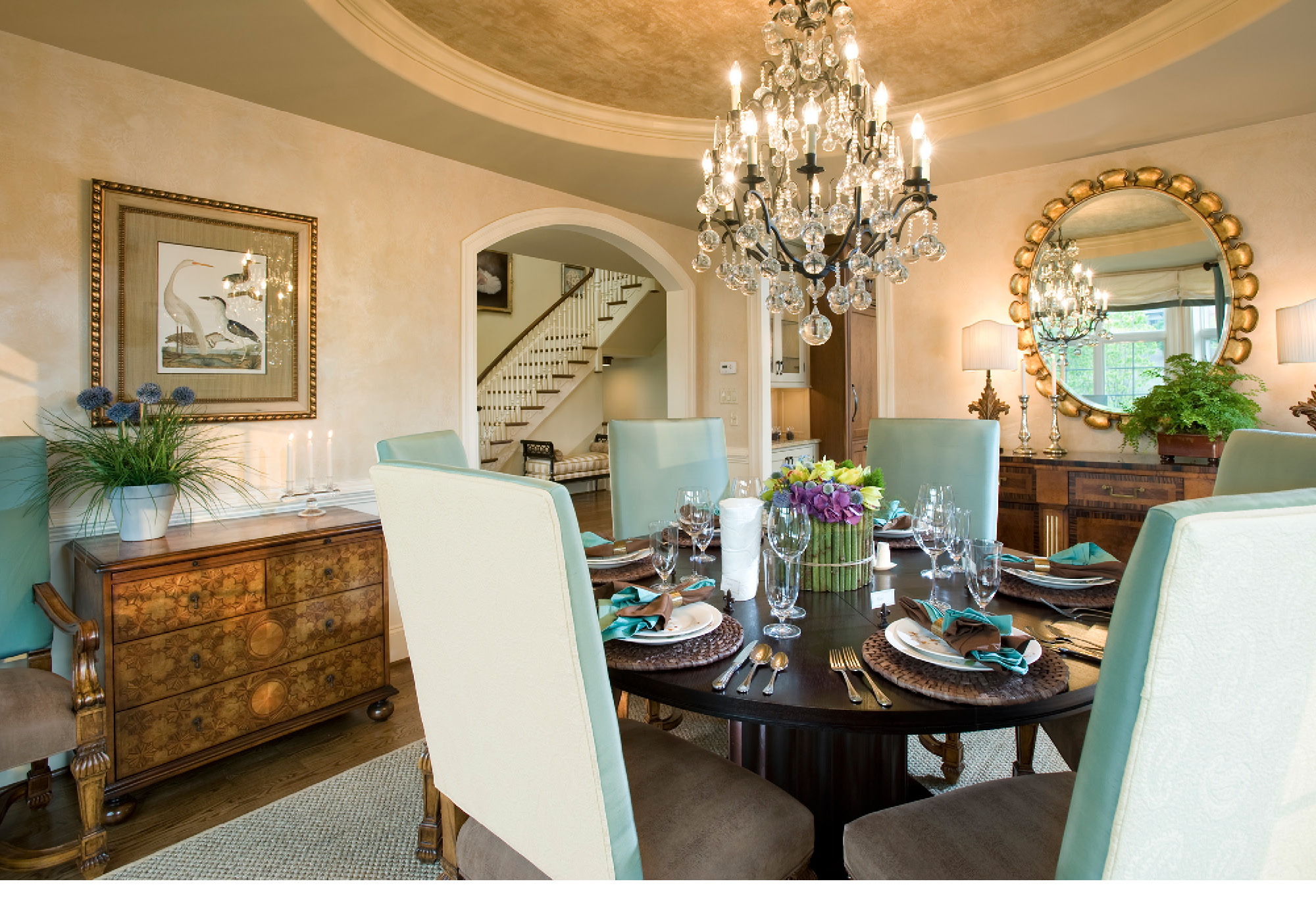 Photo of Haverford Reserve dining room