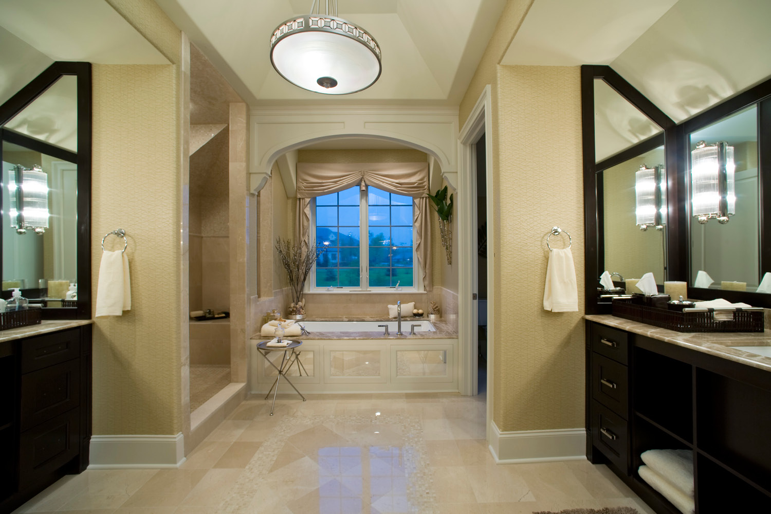 Photo of Haverford Reserve master bath