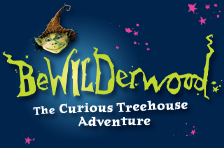 BeWILDerwood, The Curious Treehouse Adventure.
